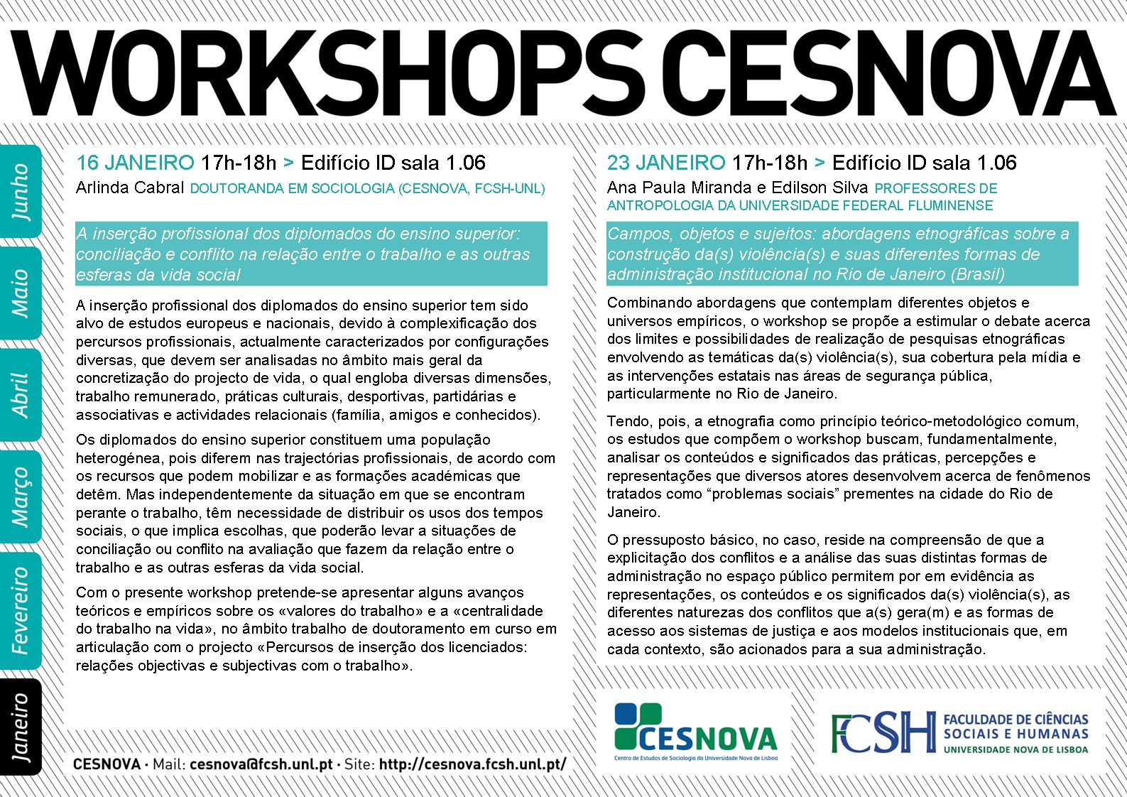 Workshop CesNova