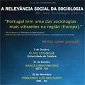 CESNOVA fecha o ciclo de conferências sobre a 'Relevância Social da Sociologia'