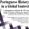 CESNOVA participa no colóquio 'Portuguese History in a Global Context'