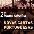 """CESNOVA organiza a 2ª Leitura Coletiva """"Novas Cartas Portuguesas"""""""