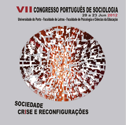 VII CONGRESSO PORTUGUÊS DE SOCIOLOGIA